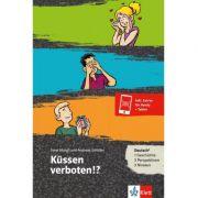 Küssen verboten!?, Buch + Online-Angebot. Deutsch als Fremd- und Zweitsprache - Irene Margil, Andreas Schlüter