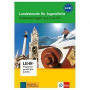 Landeskunde für Jugendliche, DVD-Video. Videoreportagen aus D-A-CH - Ludwig Hoffmann