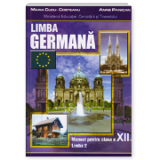 Manual pentru limba germana, clasa XII-a, Limba moderna 2 - Maria Cucu-Costeanu, Anne Panican