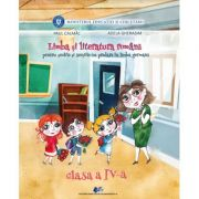 Limba si literatura romana pentru scolile cu predare in limba germana - Clasa 4 - Manual - Paul Calmac, Adela Gherasim