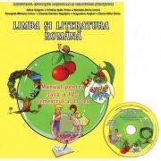 Limba si literatura romana. Manual pentru clasa a IV-a, Semestrul II. Contine CD - Adina Grigore