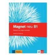 Magnet neu B1. Testheft mit Audio-CD. Deutsch für junge Lernende - Giorgio Motta, Ondřej Kotas
