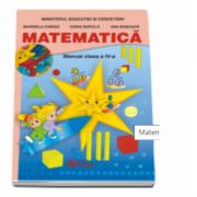 Matematica. Manual pentru clasa IV - Marinela Chiriac