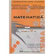 Matematica clasa a V-a. Olimpiade - Andrei Gheorghe
