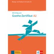 Mit Erfolg zum Goethe-Zertifikat A2. Übungs- und Testbuch mit Audio-CD