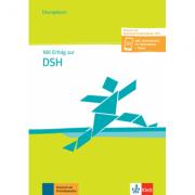 Mit Erfolg zur DSH - Übungsbuch, passend zur neuen MPO 2019. Inklusive Audiodateien für Smartphone + Tablet - Ksenija Fazlic-Walter
