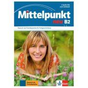 Mittelpunkt neu B2, 3 Audio-CDs zum Lehrbuch. Deutsch als Fremdsprache für Fortgeschrittene - Albert Daniels, Renate Köhl-Kuhn