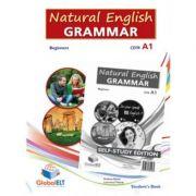 Natural English Grammar 1. Beginners. CEFR A1 Self-study edition - Andrew Betsis
