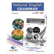 Natural English Grammar 2. Elementary. CEFR A1-A2 Self-study edition - Andrew Betsis
