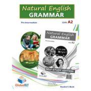 Natural English Grammar 3. Pre-intermediate CEFR A2+ Self-study edition - Andrew Betsis