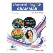Natural English Grammar level CEFR A1-A2 Teacher's book - Andrew Betsis