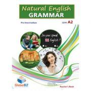 Natural English Grammar level CEFR A2+ Teacher's book - Andrew Betsis
