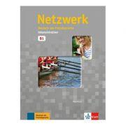 Netzwerk B1, Intensivtrainer. Deutsch als Fremdsprache - Paul Rusch