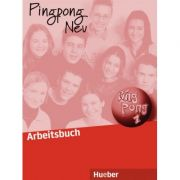 Caiet de limba germana, clasa a V-a (Limba 2). Pingpong Neu 1, Arbeitsbuch