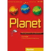 Planet CD-ROM Ubungsblaetter per Mausklick - Meinolf Mertens