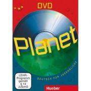 Planet DVD Deutsch fur Jugendliche - Franz Specht