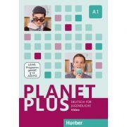 Planet Plus A1 DVD, Video Deutsch fur Jugendliche