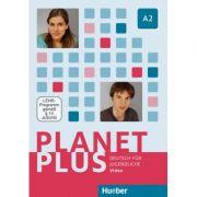 Planet Plus A2 DVD Deutsch fur Jugendliche