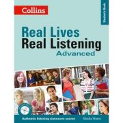 Real Lives, Real Listening. Advanced Student's Book, Complete Edition B2-C1 - Sheila Thorn