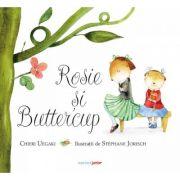 Rosie si Buttercup - Chieri Uegaki