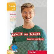 Schritt fur Schritt in Alltag und Beruf 3+4 Medienpaket - Daniela Niebisch