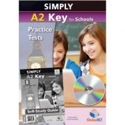 Simply A2 Key for Schools. 8 Practice Tests for the Revised Exam from 2020. Self-study Edition - Andrew Betsis