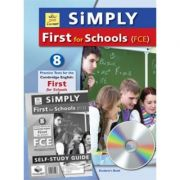 Simply FCE for Schools. 8 Practice Tests Self-study - Andrew Betsis