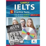 Simply IELTS. 5 Academic & 1 General Practice Tests. Self-Study Edition - Andrew Betsis
