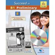 Succeed in Cambridge English B1 Preliminary. 8 Practice Tests for the Revised Exam from 2020. Self-Study Edition - Andrew Betsis