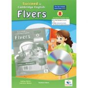 Succeed in Flyers. 8 Practice Tests 2018 Format. Student's with CD and key - Andrew Betsis, Lawrence Mamas
