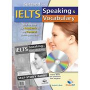 Succeed In IELTS Speaking & Vocabulary Self-study - Andrew Betsis, Lawrence Mamas