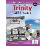 Succeed in Trinity GESE Grade 4 CEFR A2. 2 Global ELT Self-study Edition - Andrew Betsis, Lawrence Mamas