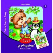 Tommy si pinguinul - Dorin Bujdei