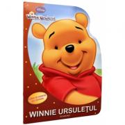 Winnie Ursuletul - (Carte de colorat cu sabloane) (Disney)