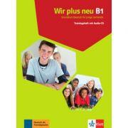 Wir plus neu B1. Grundkurs Deutsch fur junge Lernende. Trainingsheft mit Audio-CD - Giorgio Motta