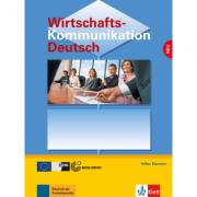 Wirtschaftskommunikation Deutsch NEU. Deutsch für den Beruf. Lehrbuch - Volker Eismann