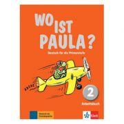Wo ist Paula? 2. Arbeitsbuch mit CD-ROM. Deutsch für die Primarstufe - Ernst Endt, Michael Koenig
