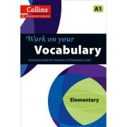 Work on Your… - Vocabulary A1. A practice book for learners at Elementary level