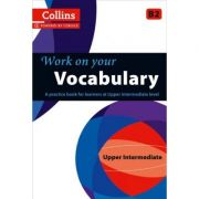 Work on Your… - Vocabulary B2. A practice book for learners at Upper Intermediate level