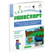 1, 2, 3, construiesc cu Minecraft - David Plumel