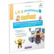 1, 2, 3, programez in Scratch - Tony Bassete