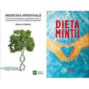 Pachet Dieta Mintii si Medicina spirituala, autor Adina Moldoveanu, Alberto Villoldo