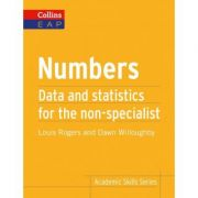 Academic Skills Numbers B2+. Statistics and data for the non-specialist - Louis Rogers, Dawn Willoughby