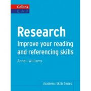 Academic Skills Research B2+. Improve your reading and referencing skills - Anneli Williams