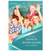 Caiet activitati de dezvoltare personala pentru preadolescenti - Simona Popa