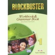 Curs de limba engleza Blockbuster 1. Workbook & Grammar. Caietul elevului - Virginia Evans
