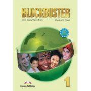Curs de limba engleza Blockbuster 1. Manualul elevului - Virginia Evans