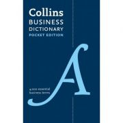Business Dictionaries. Pocket Business English Dictionary, 4000 essential business terms