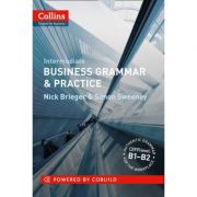 Business Grammar and Vocabulary Business Grammar and Practice B1-B2 - Nick Brieger, Simon Sweeney