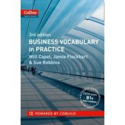 Business Grammar and Vocabulary Business Vocabulary in Practice B1-B2 - Will Capel, Jamie Flockhart, Sue Robbins